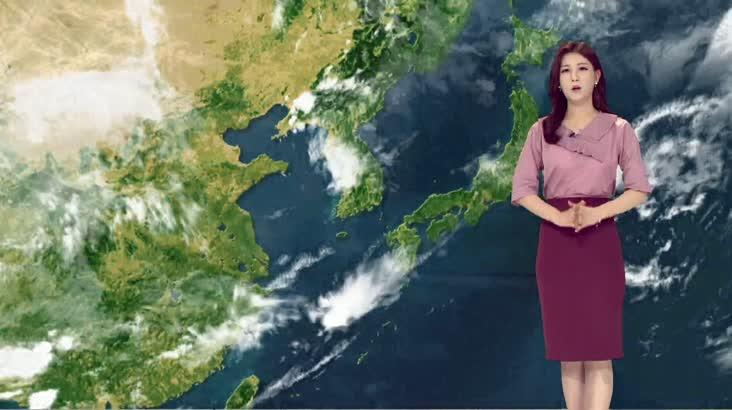뉴스아이 날씨 7월15일(월)