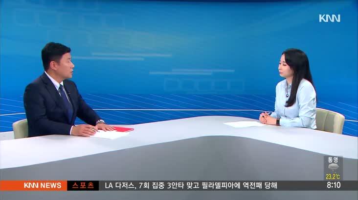 인물포커스 -박민원 창원스마트 산단 사업단장