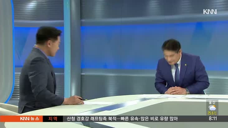 [인물포커스] – 김문기 부산시의회 예결특위 위원장