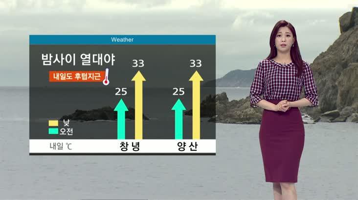 뉴스아이 날씨 7월25일(목)