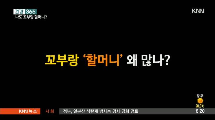 [건강365]-꼬부랑할머니병