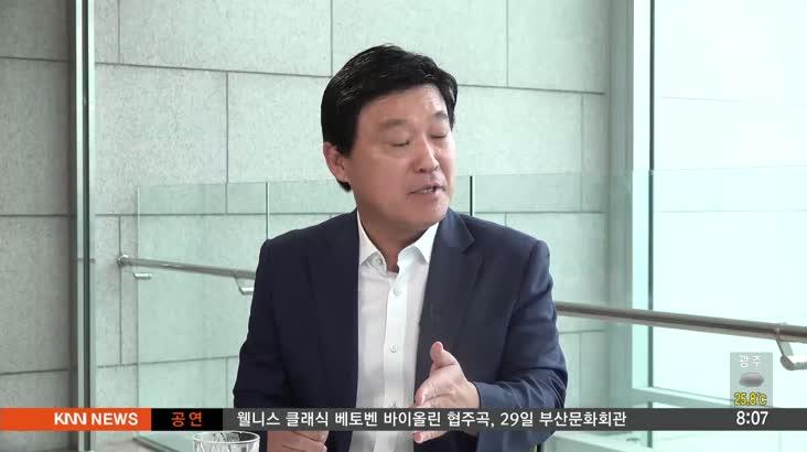 [인물포커스] – 전재수 민주당 시당위원장