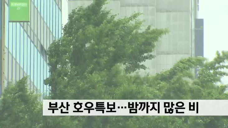 뉴스와 생활경제 날씨 8월22일(목)