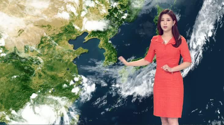 뉴스아이 날씨 8월25일(일)