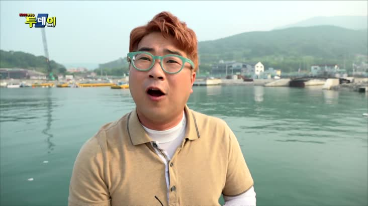 (08/23 방영) 풍물 ( 여름바다의 왕자 백조기)