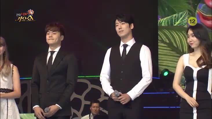 (08/30 방영) 전국 TOP10 가요쇼