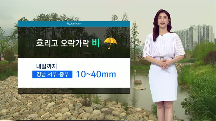 뉴스아이 날씨 9월8일(일)