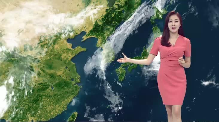 모닝와이드 날씨 9월9일 (월)