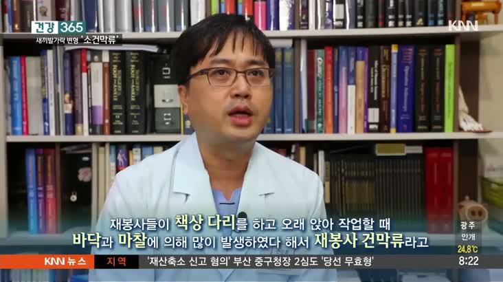 [건강365]-소건막류
