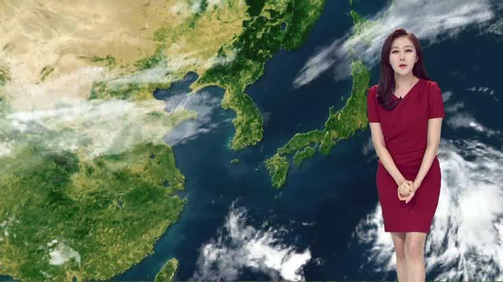 뉴스아이 날씨 9월15일(일)