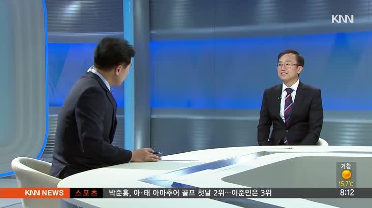 [인물포커스] 김광회 부산시 도시균형재생국장