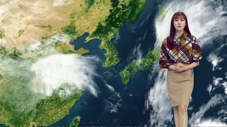 뉴스아이 날씨 10월22일 (화)