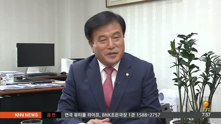 [인물포커스] 이진복 한국당 국회의원