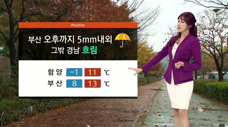 모닝와이드 날씨2 11월28일(목)