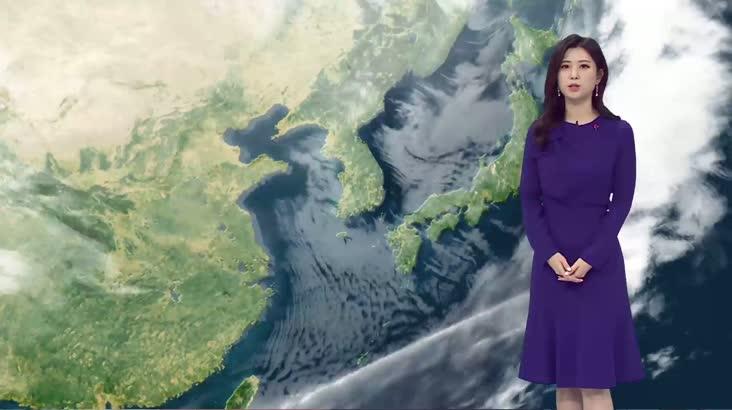 모닝와이드 날씨 12월3일(화)