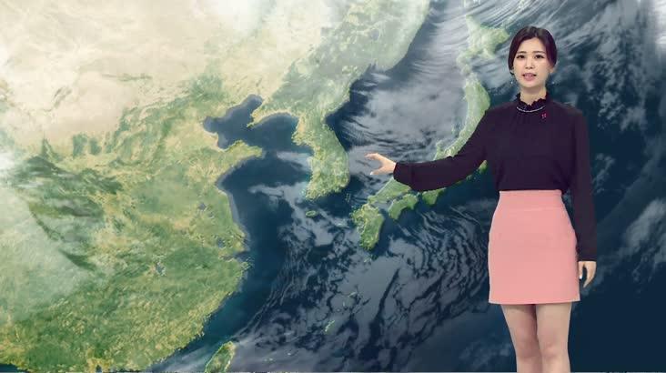 모닝와이드 날씨 12월4일(수)