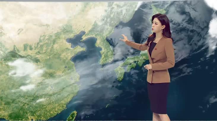 모닝와이드 날씨 12월19일(목)