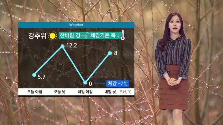 뉴스아이 날씨 12월26일(목)