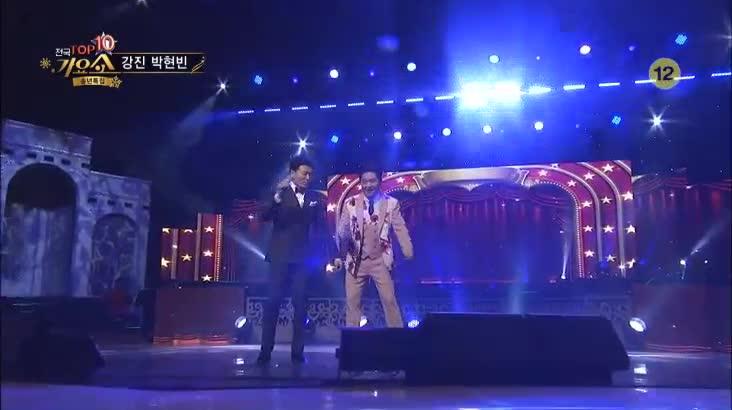 (12/28 방영) 전국 TOP10 가요쇼