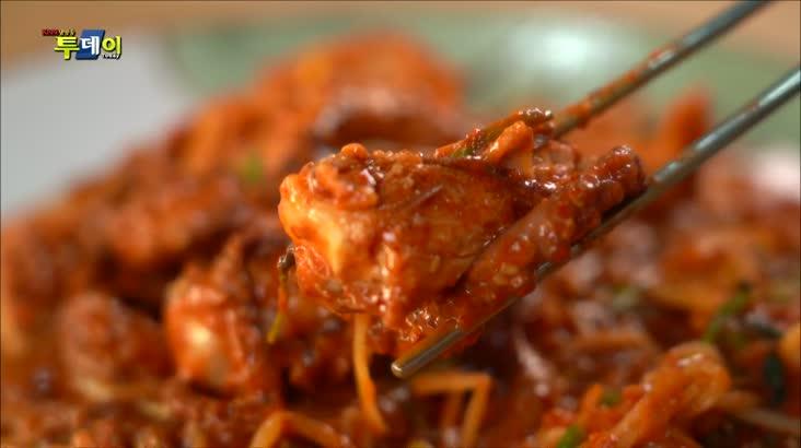 (12/31 방영) 부산.경남 맛지도 – 50년 전통 복요리집 & 60년 전통 복요리집