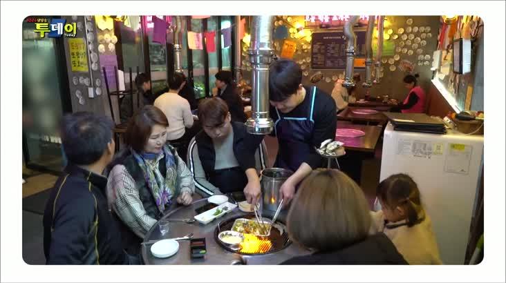 (01/10 방영) 테마맛집 – 육해공열전
