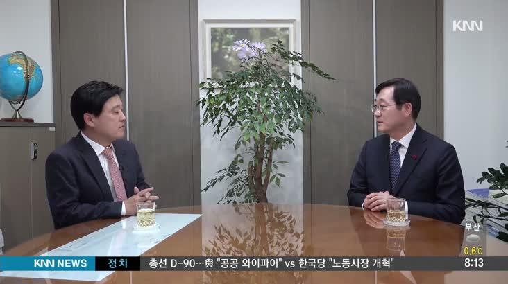 [인물포커스] 민홍철 민주당 도당위원장