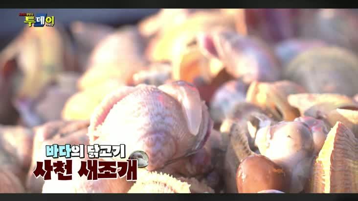 (01/15 방영) 풍물 (사천 새조개)
