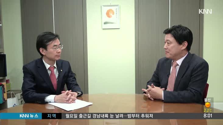 [인물포커스] 한국당 조경태 최고위원
