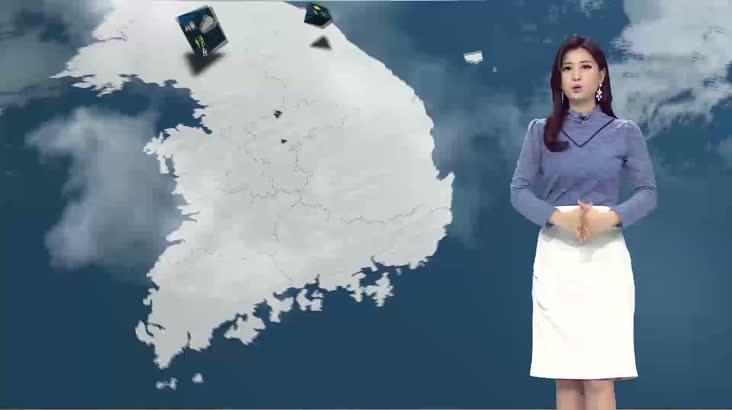 모닝와이드 날씨 2월13일(목)