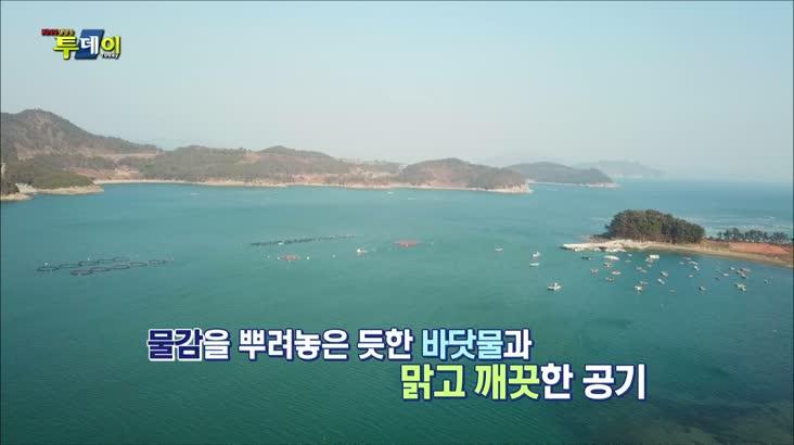 (02/12 방영) 풍물 (바닷속 숨은 강자 – 우럭조개)