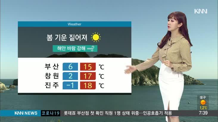 모닝와이드 날씨1 3월17일(화)