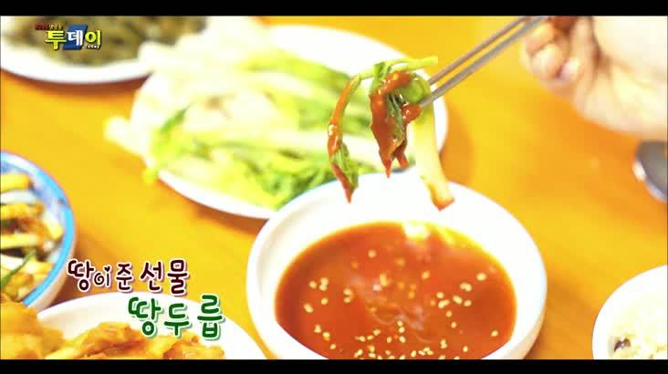 (03/27 방영) 면역밥상 – 땅이 준 선물 땅두릅
