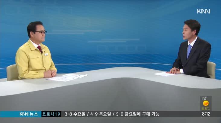 [인물포커스] 한정우 창녕군수