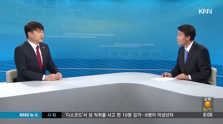 [인물포커스] 김민관 창원시 의사협회장