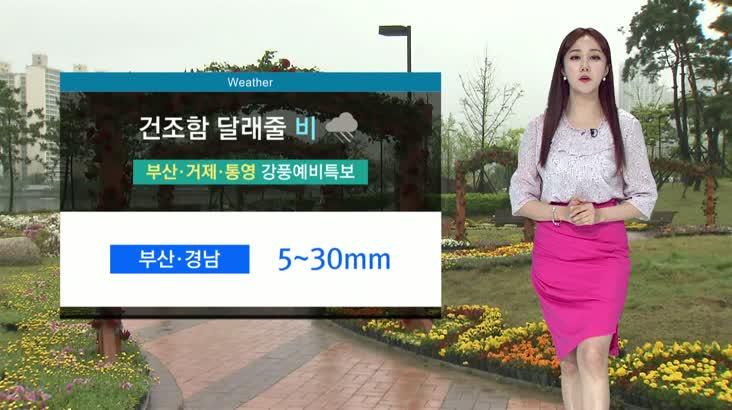 뉴스아이 날씨 4월11일(토)