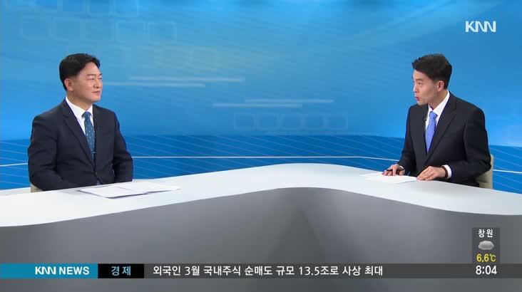 [인물포커스] 김명용 창원대 법대교수