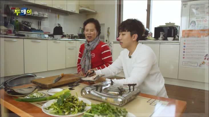 (04/23 방영) 시골레시피 – 주꾸미밥상