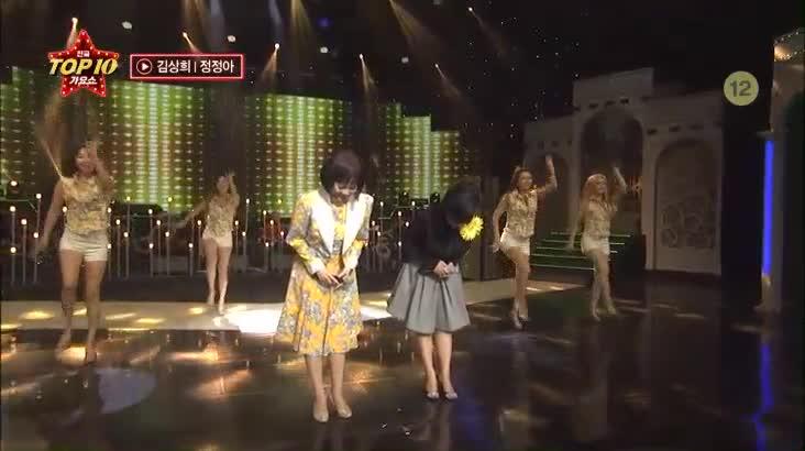 (05/17 방영) 전국 TOP10 가요쇼