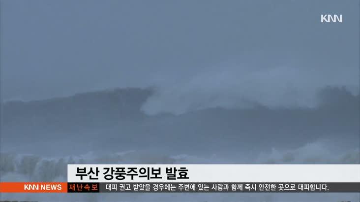 부산경남 집중호우, 피해 잇따라