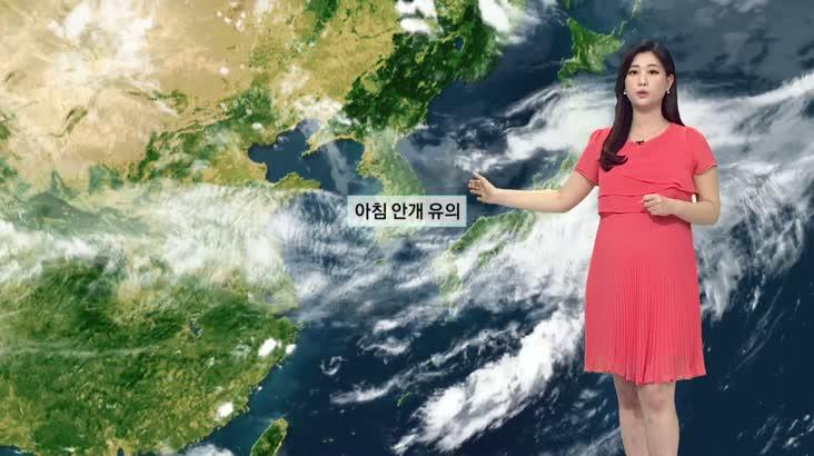 뉴스아이 날씨 7월14일(화)