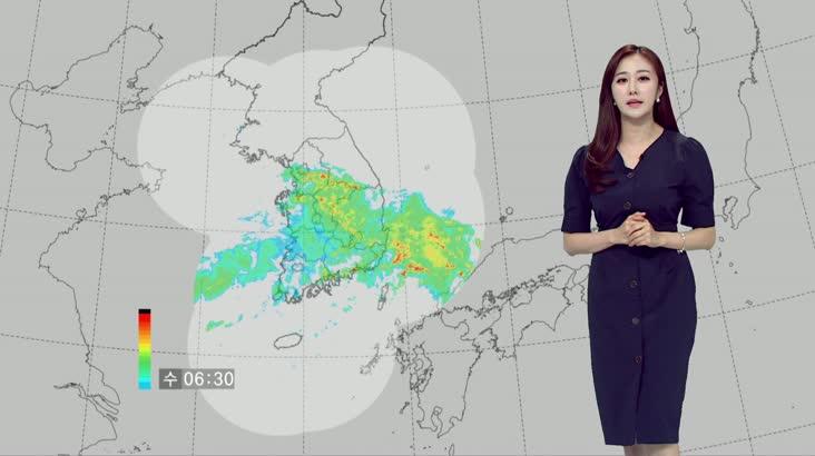 모닝 통통통 날씨 7월22일(수)