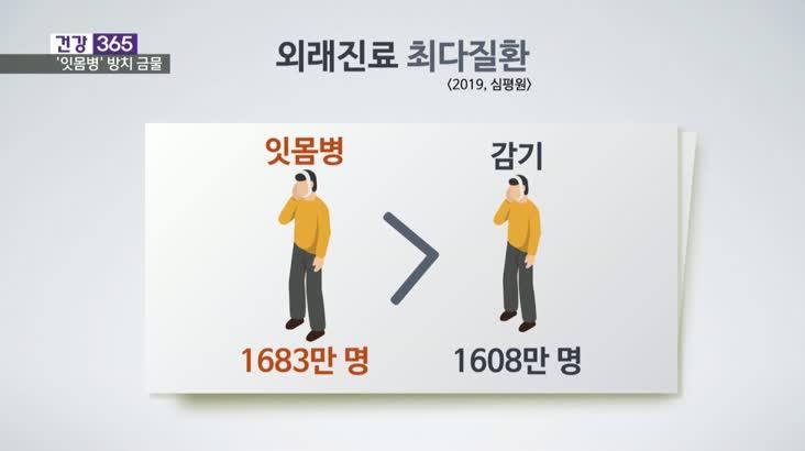 """[건강365]""""치아에 힘이 없어요"""" 잇몸병 진행 중!"""