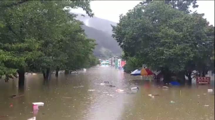 재난관리기금 바닥, 수해 복구 '어쩌나'