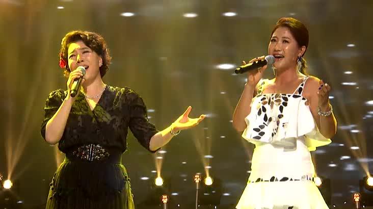 (08/22 방영) 전국 TOP10 가요쇼