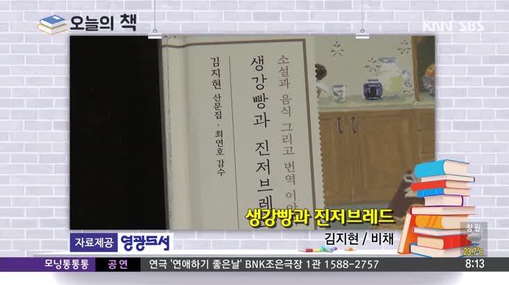 [오늘의책]생강빵과 진저브레드