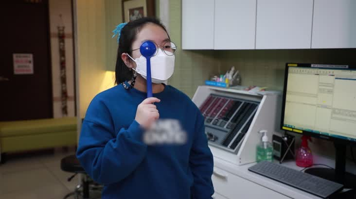 [건강365]아이 근시 막는 데 안약-렌즈 쓰인다?