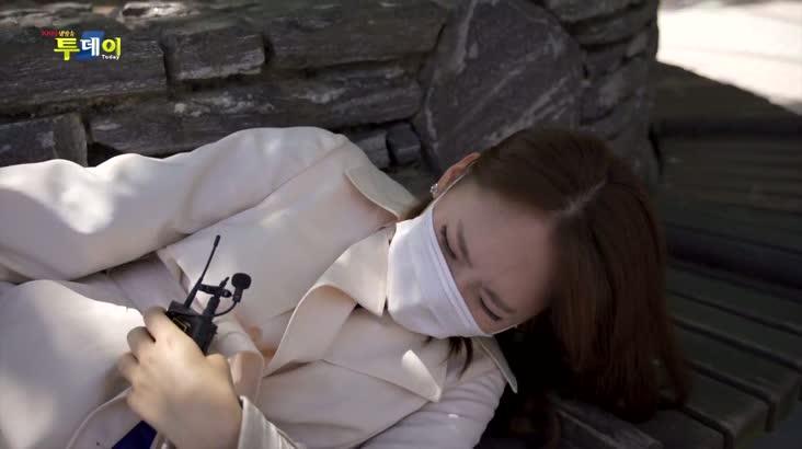 (04/23 방영) 현장 파파라치 – 부산 리듬체조 & 컬러테라피