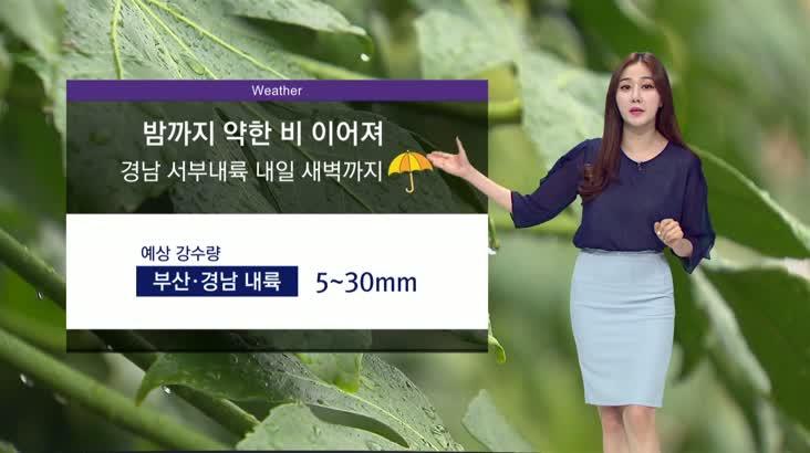 모닝 통통통 날씨 5월 17일 (월요일)
