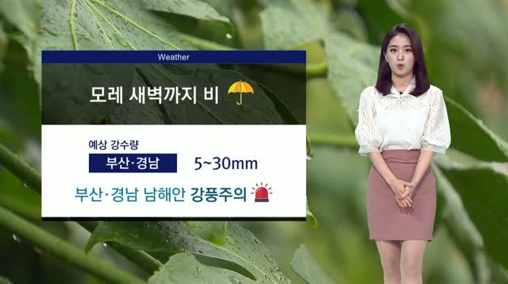 뉴스아이 날씨 5월 19일(수요일)