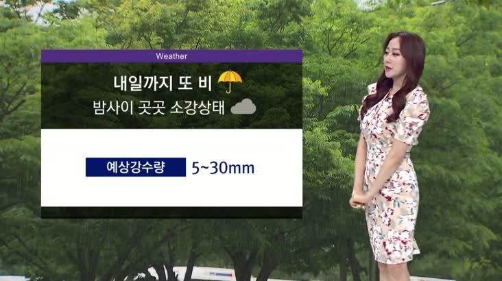 모닝 통통통 날씨 5월 20일 (목요일)